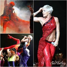 On This Day in #PinkHistory 30th March 2009 @Pink played at Lanxess Arena in Cologne, Germany, on the Funhouse Tour
