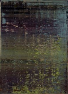 Gerhard Richter, Kine, 1995. Catalogue Raisonné: 832-2. http://www.gerhard-richter.com/art/paintings/abstracts/detail.php?paintid=8158 *46*