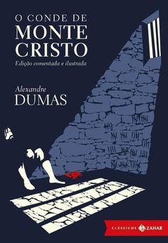 O Conde de Monte Cristo - Alexandre Dumas I Love Books, Good Books, Books To Read, My Books, Book Suggestions, Coffee And Books, Album Book, Reading Challenge, Library Books