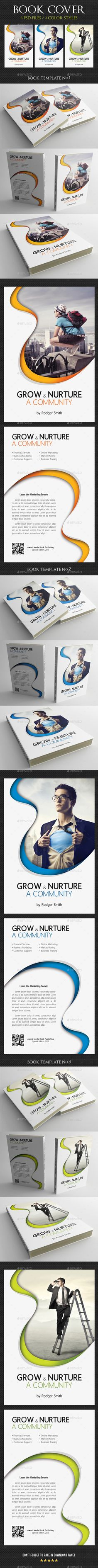 87 Best Book Cover Templates Images On Pinterest In 2018 Book