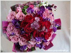 花束 | Bouquet purple
