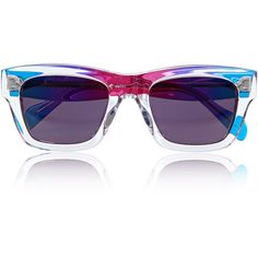 062c4bff62 Céline Purple Rainbow Sunglasses ( 325) found on Polyvore Summer Sunglasses