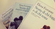 ELENA FERRANTE libri BIBLIOGRAFIA COMPLETA pdf gratis ebook free download