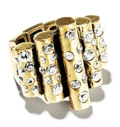 Avon: mark Get in the Ring Love this Ring! It is surprisingly comfortable and everywhere I wear it people comment on it! It's fun!