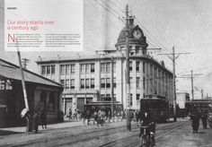 NNR started life as a tram company in 1908