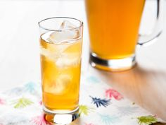 This Arnold Palmer has a bold, rich tea flavor (without any bitterness) and a deeply lemony, tangy lemonade profile that's much more multifaceted than your standard-issue refresher.