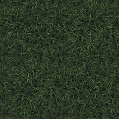 Hand-painted texture: grass