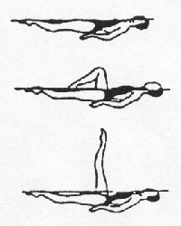 Le ballet leg