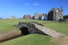 TripBucket - We want You to DREAM BIG! | Dream: Golf the Old Course at St Andrews, Scotland