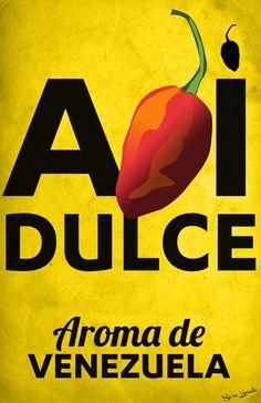 AJÍ DULCE - AROMA DE VENEZUELA