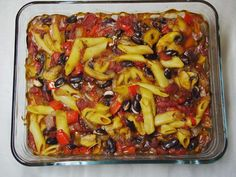 Compassionate Cooking: Vegan Chilli Pasta Bake Chilli Pasta, Pasta Bake, Vegan Recipes Easy, Lasagna, Macaroni And Cheese, Baking, Ethnic Recipes, Food, Noodle Casserole