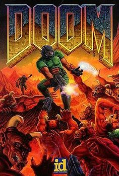 Doom 1993 - First game that I ever played on a networked... Thx to my dad.. long days on his office with my brother. =]