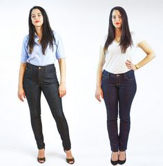 Share with:With a modern and flattering cut, Ginger Jeans are the daily staple you'll reach for again and again. View A features a comfortable low rise with narrow stovepipe legs. View B is sexy and high-waisted with skinny legs and a tummy-slimming pocket stay. Engineered to be as flattering as possible, Ginger Jeans feature subtly …