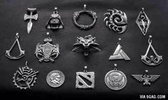 Some nice necklaces.Choose your favourite