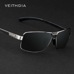Sunglasses Brand Designer With Box Polarized Glasses Fashion Mens Points for Fishing