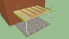 Step by step diy article about attached pergola plans. We show you pergola attached to house plans with a nice design and how to build an attached pergola. Small Pergola, Modern Pergola, Pergola Swing, Metal Pergola, Pergola With Roof, Covered Pergola, Outdoor Pergola, Backyard Pergola, Pergola Plans