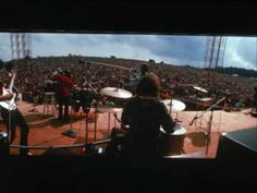 Paul Butterfield Blues Band - Everything's Gonna Be Alright (full version) Woodstock 1969 - start of Day 4