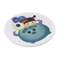 Monsters University Tsum Tsum Plate