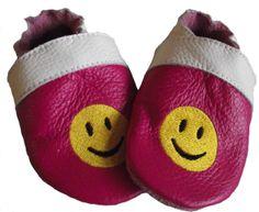 Smiley pink Szofi puhatalpú cipő