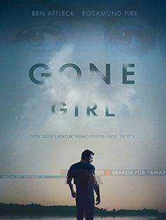 Rent Gone Girl starring Ben Affleck and Rosamund Pike on DVD and Blu-ray. Get unlimited DVD Movies & TV Shows delivered to your door with no late fees, ever. One month free trial! Suspense Movies, Drama Movies, New Movies, Movies To Watch, Good Movies, Movies And Tv Shows, Movies Online, Movies 2014, Ben Affleck