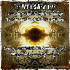 The witches new year ☪