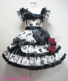 【受注商品】Lady Milk Dress Set