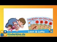 Leon und Lotta erleben tolle Sachen: Ein multimediales Bilderbuch Teil -- 1
