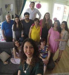 Fahriye Evcen Burak Ozcivit #family