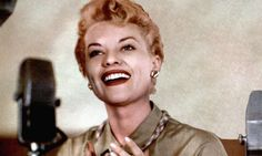 """Patti Page - Cover of the album """"Land Of Hi-Fi"""". One of my all time fav's! ❤️"""