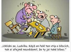 Vtip Pavla Kantorka