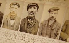 Police have revealed never before seen pictures of the real Peaky Blinders, a ruthless Birmingham street gang whose story has inspired a new...