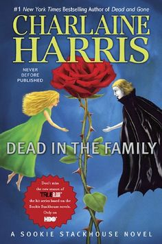 Sookie's connection to the Shreveport pack draws her into the debate. Worst of all, though the door to Faery has been closed, there are still some Fae on the human side-and one of them is angry at Sookie. Very, very angry... http://www.amazon.com/Dead-Family-Sookie-Stackhouse-Blood/dp/0441018645/ref=sr_1_254?m=A3030B7KEKNTF7&s=merchant-items&ie=UTF8&qid=1394763768&sr=1-254&keywords=fiction