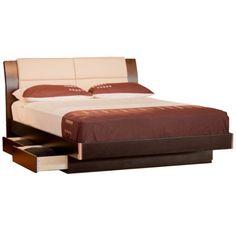 Monaco Queen / King Storage Bed