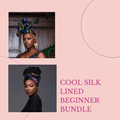 Prevent breakage and split ends with one of our silk lined headwraps. With it's poly silk blend, get the protection benefits of silk with added durability of polyester. Big Natural Hair, Natural Hair Styles, 3c Hair, Summer Braids, Split Ends, Protective Styles, Head Wraps, Everyday Fashion, Compliments