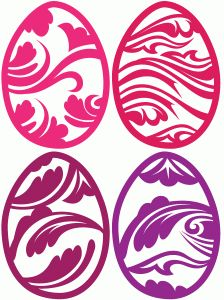Welcome to the Silhouette Design Store, your source for craft machine cut files, fonts, SVGs, and other digital content for use with the Silhouette CAMEO® and other electronic cutting machines. Silhouette Cutter, Silhouette Design, Egg Crafts, Easter Crafts, Silhouette Online Store, Egg Designs, Stencil Patterns, Egg Art, Silhouette Cameo Projects