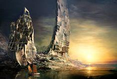 Halo Wars Conceptual Art | Concept art