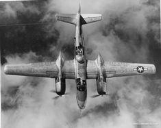 Douglas A-26 Invader, USAAF