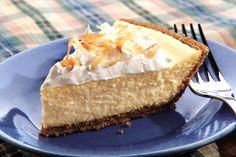 Cheesecake PHILADELPHIA de coco en 3 pasos