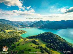 Zaovine Lake, Tara Mountain, Western Serbia | Језеро Заовине, планина Тара, западна Србија | Photo: neshom
