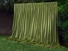 Best Quality Huge Heavy Thick UV Lined Genuine Vintage Velvet Curtain x Long 1 | eBay