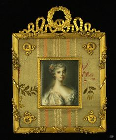 Electronics, Cars, Fashion, Collectibles, Coupons and Antique Picture Frames, Miniature Portraits, Antique Signs, Nostalgia, Painting, Ebay, Beautiful, Art, Enamels