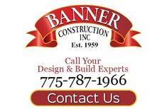 Reno Design Build Remodeling Contractor-Banner Construction Reno