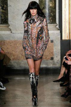 Emilio Pucci | Fall 2014 Ready-to-Wear Collection | #MilanFashionweek2014 #MFWfall2014