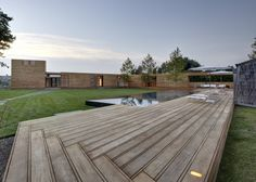 Bates Masi Architects - love the deck detail!
