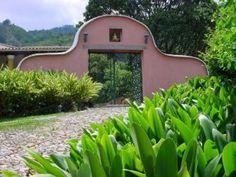 Vista Quinta Anauco. Museo de Arte Colonial. Caracas. Venezuela