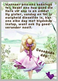 Lekker Dag, Goeie More, Puppy Care, Good Morning Wishes, Afrikaans, Dog Photos, Dog Owners, Cute Puppies, Qoutes