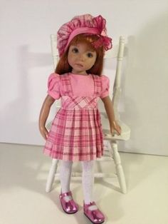 Valentine-Plaid-Made-for-Effner-Little-Darling-by-Treasured-Doll-Designs