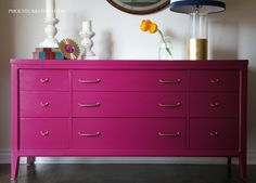 ## How to start your own furniture-painting business