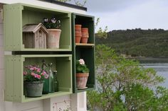 Slik lager du dine egne plantekasser, helt selv.