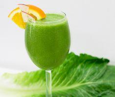 Green Orange Smoothie
